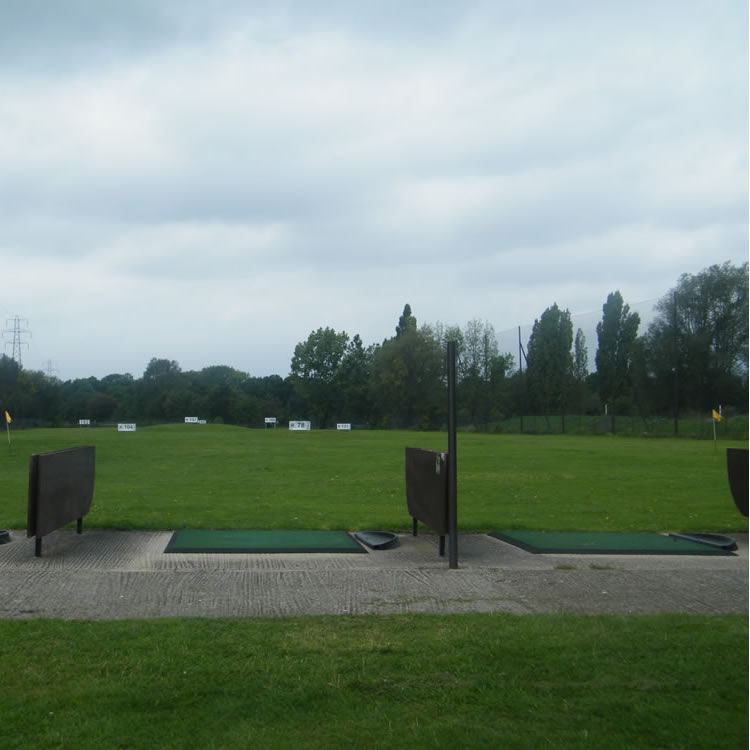 Looking for a golf driving range in South Buckinghamshire? The floodlit driving range at Iver Golf, Slough, is an enjoyable place to strike a ball.